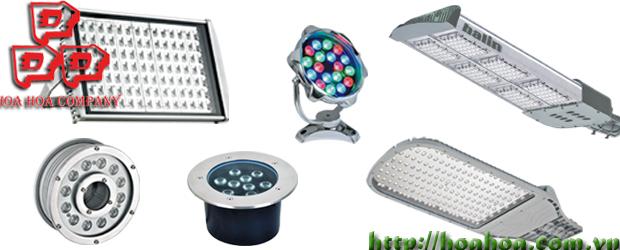 đèn led chiếu sáng trong công nghiệp