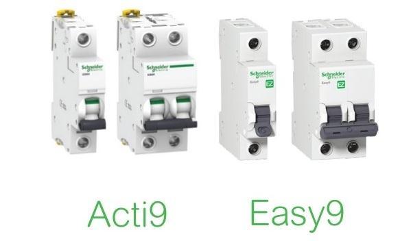 Easy9 và Acti9 - Giải pháp tối ưu nhất cho hệ thống điện dân dụng