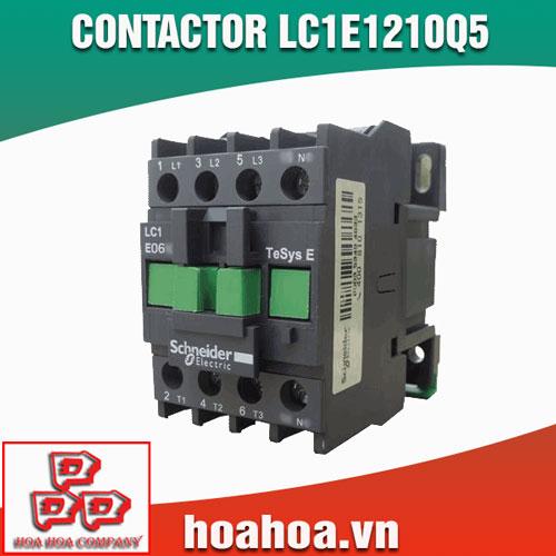 Contactor LC1E1210Q5