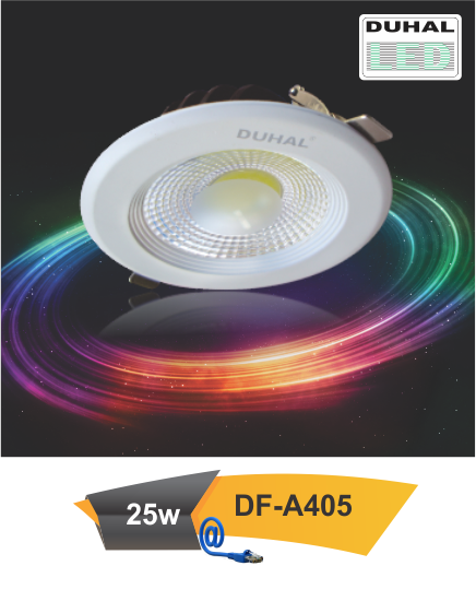 LED DOWNLIGHT 25W DF-A 405